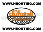Paul Dunstall Equipment Transfer Decal D20082A-3